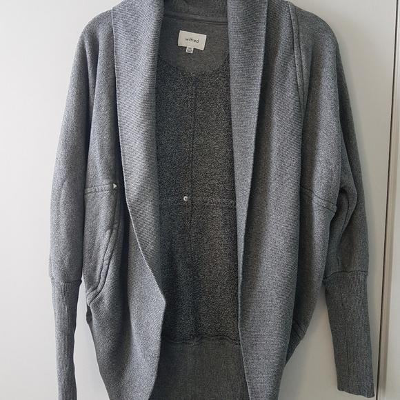 Aritzia | Deridot long sweater cardigan